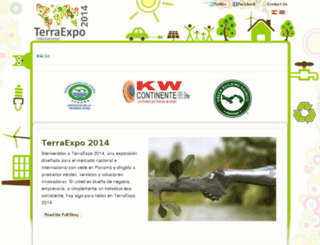 terraexpo.com screenshot