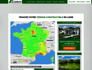 terrain-construction.com screenshot
