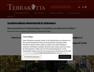 terrakotta-muenster.de screenshot