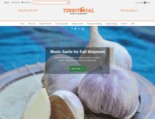territorial-seed.com screenshot