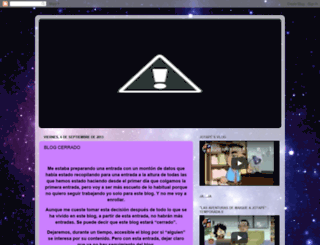 territoriobesugo.blogspot.com screenshot