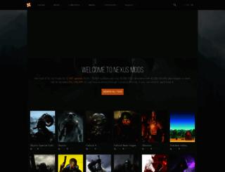 tesnexus.com screenshot