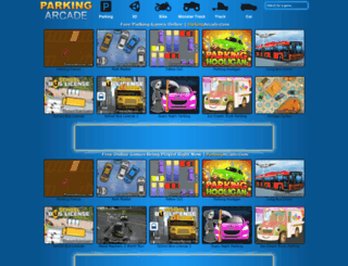 test-v2-parking.bravearcade.com screenshot
