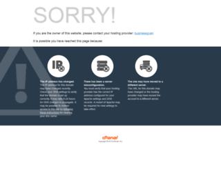 test.businessgyan.com screenshot