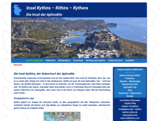 test.kythira-online.de screenshot