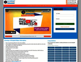 test.olympiadhelper.com screenshot