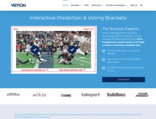 test4.bracketeers.com screenshot