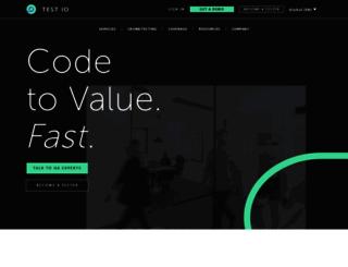 testcloud.io screenshot