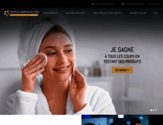 teste-et-approuve.com screenshot