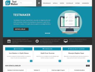 testmaker.net screenshot
