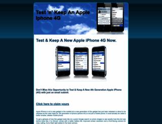 testnkeepaniphone4g.blogspot.com screenshot