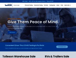 testnow.com screenshot