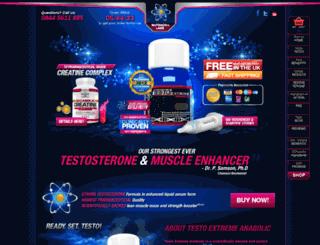 testoanabolic.com screenshot