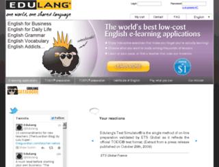testsimulator.com screenshot