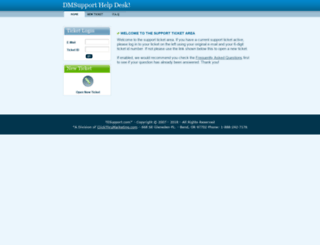 tesupport.com screenshot