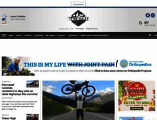 tetonvalleynews.net screenshot