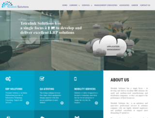 tetralinksol.com screenshot