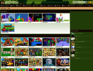 tetris.grajteraz.pl screenshot
