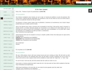 teveteveteve.blogspot.com.es screenshot