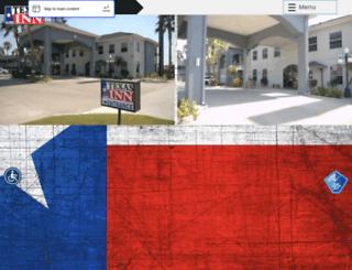 texasinnalamo.com screenshot