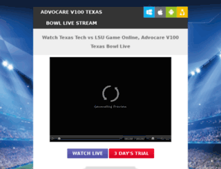 texastechfootballlive.com screenshot