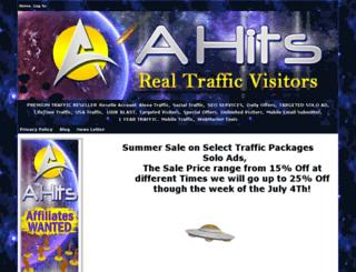 textaliciousadz.com screenshot