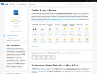 textbookscom.knoji.com screenshot