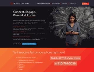 textizen.com screenshot