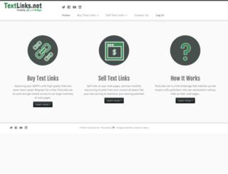 textlinks.net screenshot