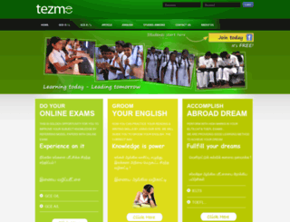 tezme.org screenshot
