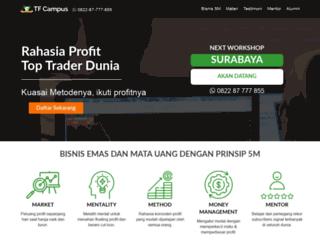 tfcampus.com screenshot