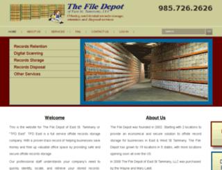 tfdeast.com screenshot