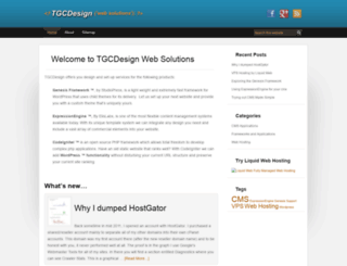 tgcdesign.com screenshot