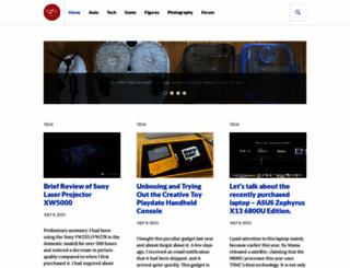 tgfcer.com screenshot