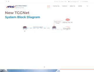 tgg.net.id screenshot