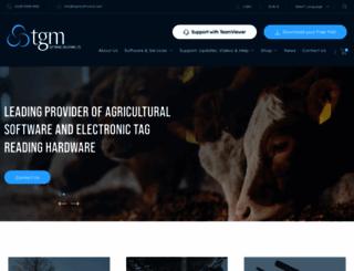 tgmsoftware.com screenshot