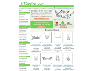 tgseller.com screenshot