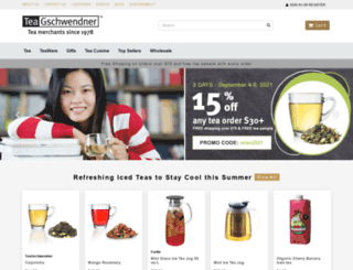 tgtea.com screenshot