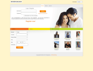 thaidate.com screenshot