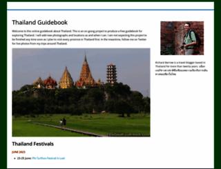 thailandguidebook.com screenshot