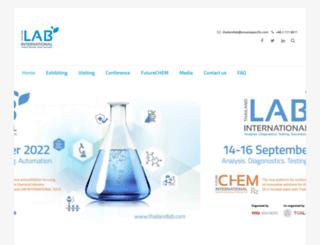 thailandlab.com screenshot