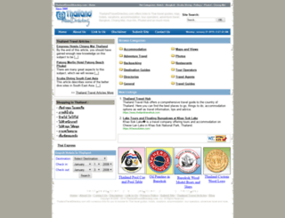 thailandtraveldirectory.com screenshot