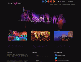 thainightout.com screenshot