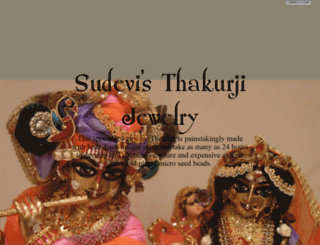 thakurji.com screenshot