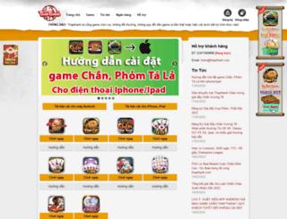 thapthanh.com screenshot