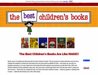 the-best-childrens-books.org screenshot
