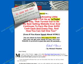 the-best-selling-website-ever.com screenshot
