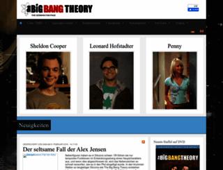 the-big-bang-theory.net screenshot