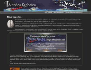 the-eggman.com screenshot