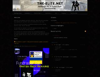 the-elite.net screenshot